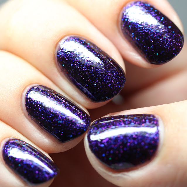 Grace-full Nail Polish Midnight Soiree