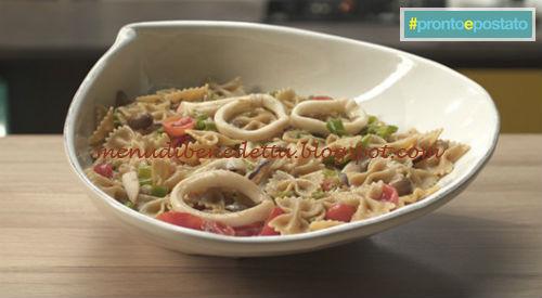 Pronto e postato - Pasta fredda ricetta Benedetta Parodi