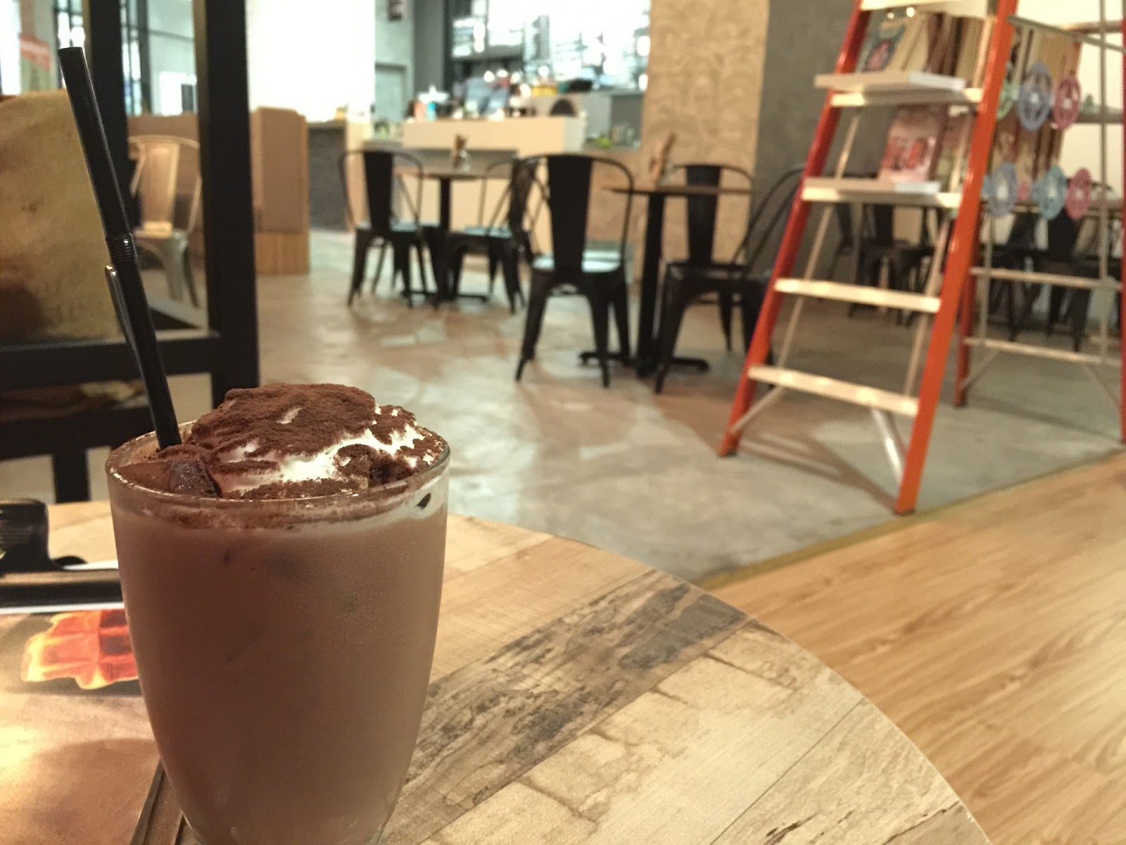 Brown Pocket Cafe - Pockolate Classic Chocolate