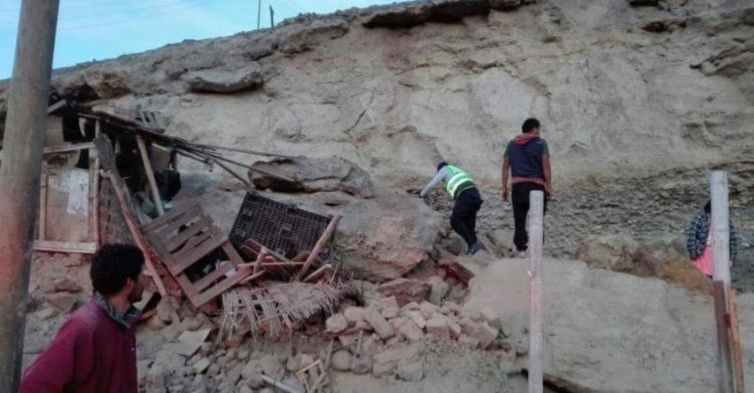 SISMO EN AREQUIPA: Noticias actualizadas (Hoy Domingo 14 Enero 2018)