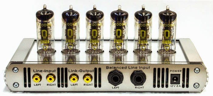 Mono and Stereo High-End Audio Magazine: Magilyzer Analog