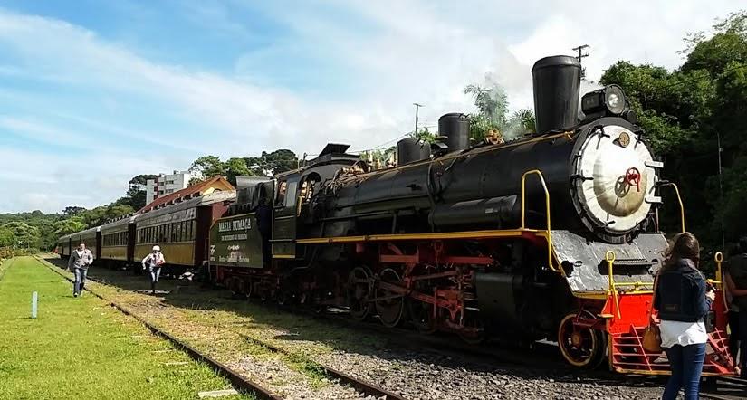 Tour de trem ao Vale dos Vinhedos - Roteiro Rio Grande do Sul: 9 dias