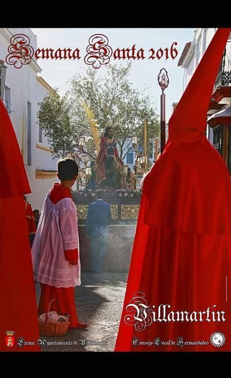 Programa, Horario e Itinerario Semana Santa Villamartin (Cádiz) 2017