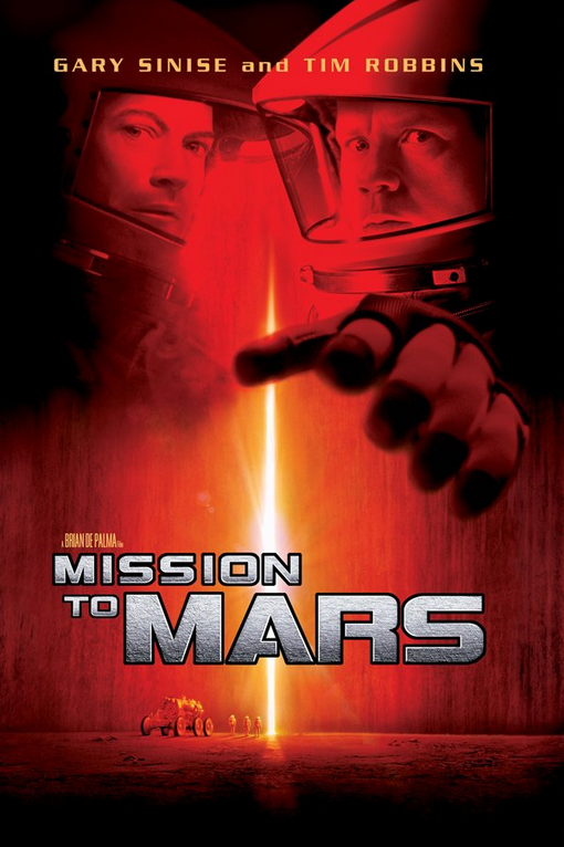 mission to mars poster - photo #5