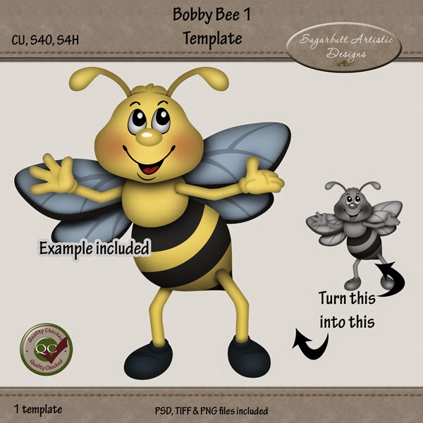 Sugarbutt Artistic Designs New Easter, bee  bear boating templates