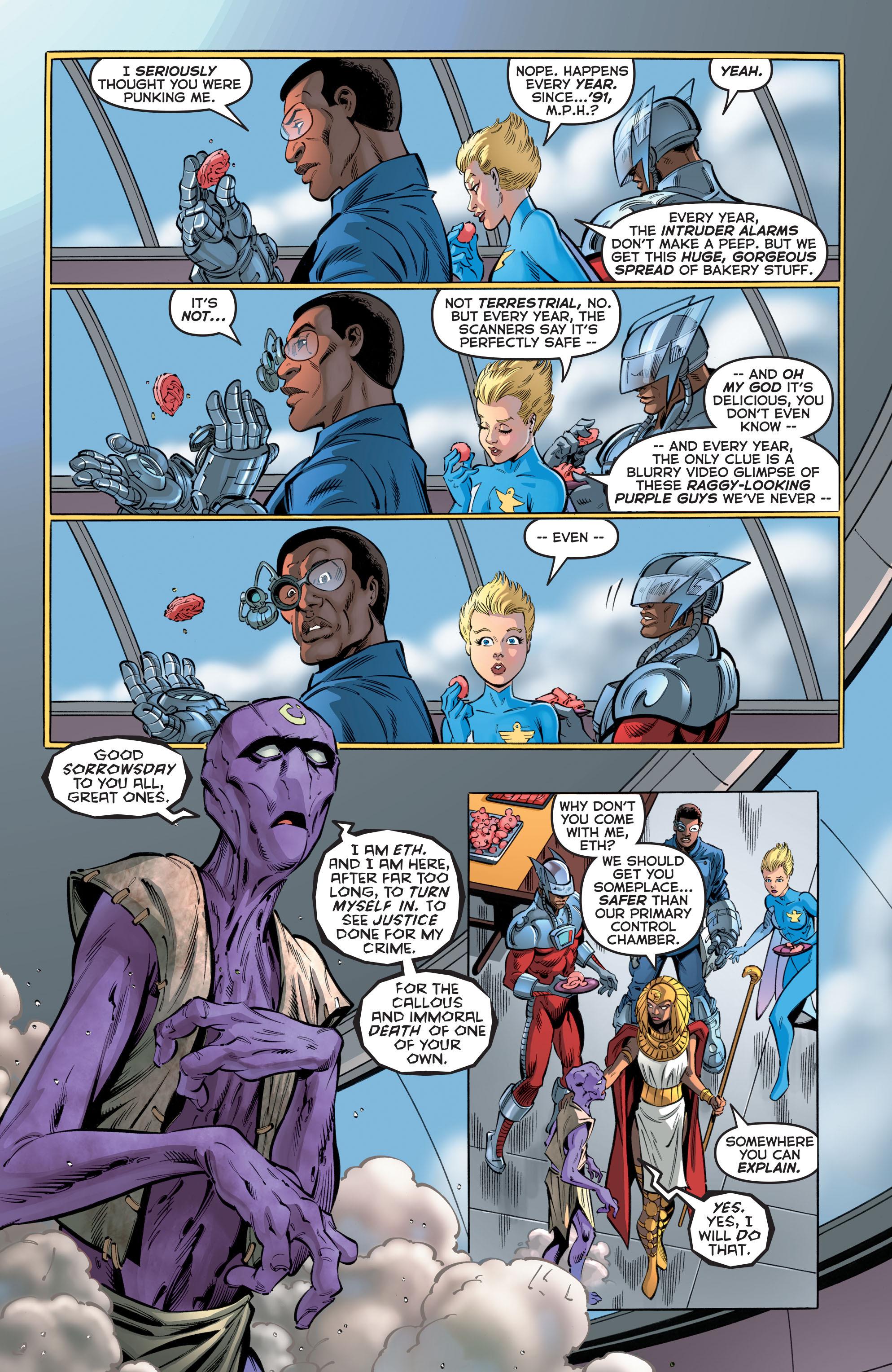 Read online Astro City comic -  Issue #17 - 5