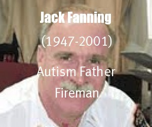 Photo of Fireman Jack Fanning