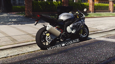 GTA V - BMW S1000RR 2