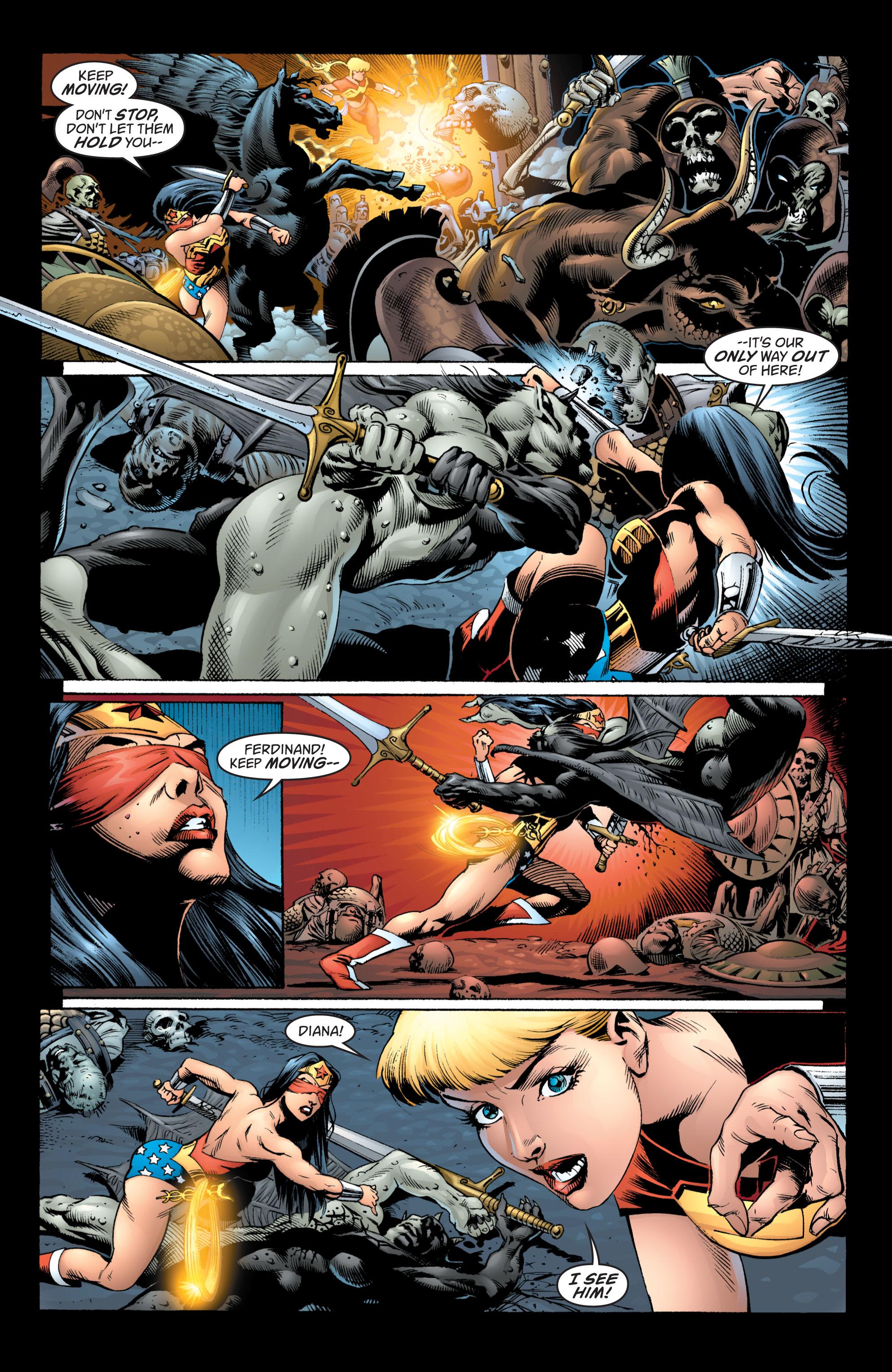 Read online Wonder Woman (1987) comic -  Issue #217 - 6