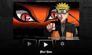 GTA SA Lite Mod Naruto All GPU by Lutfi Apk + Data Android