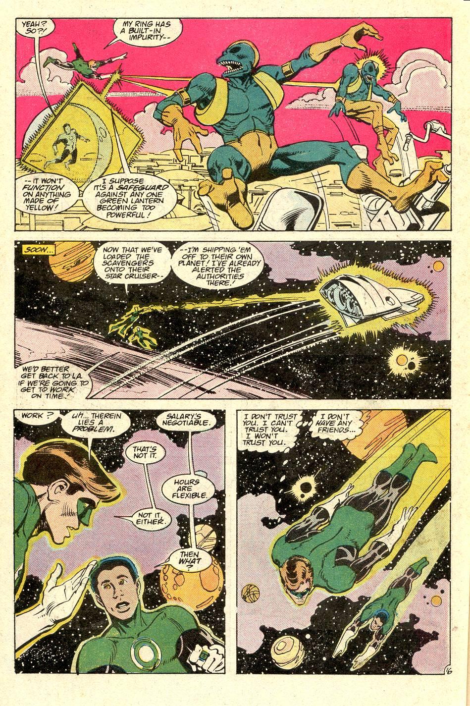 Read online Secret Origins (1986) comic -  Issue #36 - 17