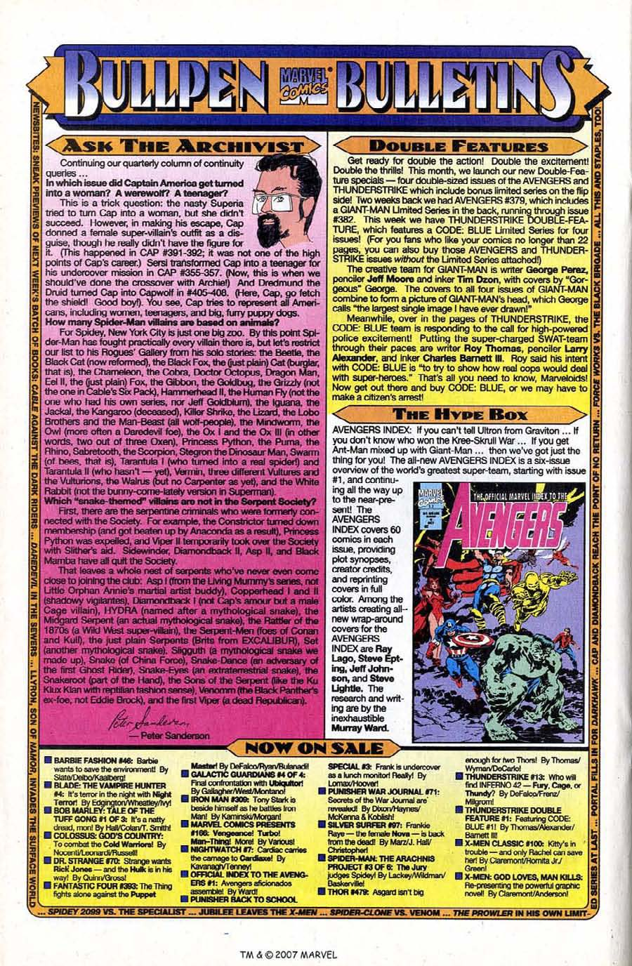 Read online Silver Surfer (1987) comic -  Issue #97 - 20