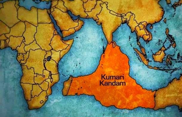 Μυστήρια της Γης: Η Χαμένη Ήπειρος της Kumari Kandam στον Ινδικό Ωκεανό