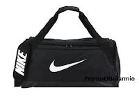 Logo Partecipa gratis e vinci borsone Nike ''Brasilia Training''