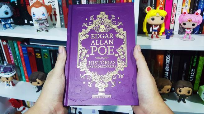 Histórias Extraordinárias | Edgar Allan Poe