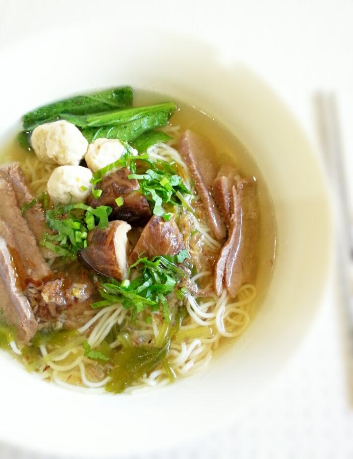Resepi Wantan Sup Cina Santapan Senja