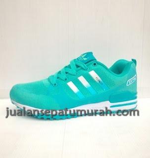 Sepatu Adidas ZX750 Women Sepatu Sport Adidas Cewek Khusus Buat Aerobic Dan Runing Tersedia Dengan 3 Farian Warna Harga Super Murah Kualitas Grade Ori