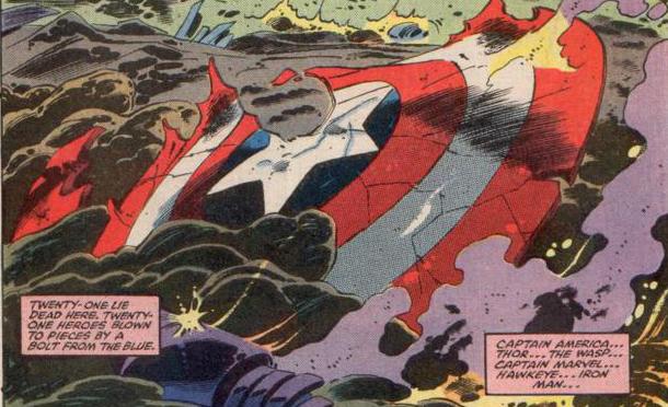 5 Supervillains Who Broke Captain America's Shield - The