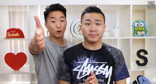 food vlogger, fung bros