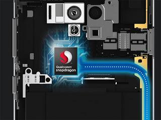 Zenfone AR Sistem pendingin