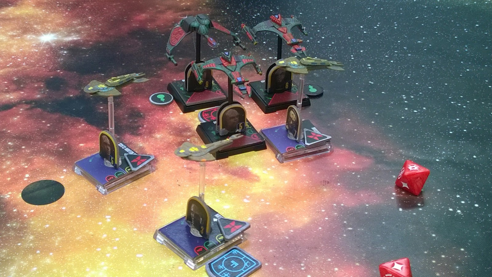 star trek attack wing tholian web
