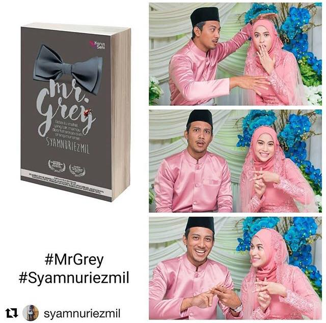 novel mr Grey