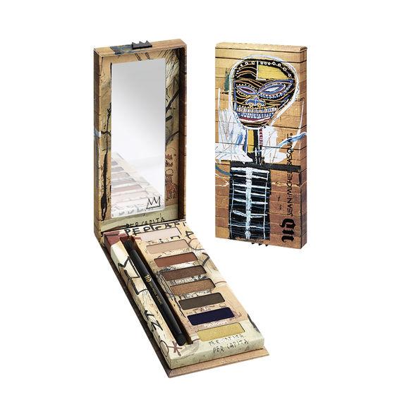Urban Decay Jean-Michel Basquiat Gold Griot Eyeshadow Palette
