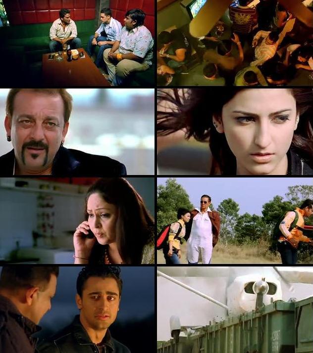 Luck 2009 Hindi 480p DVDRip