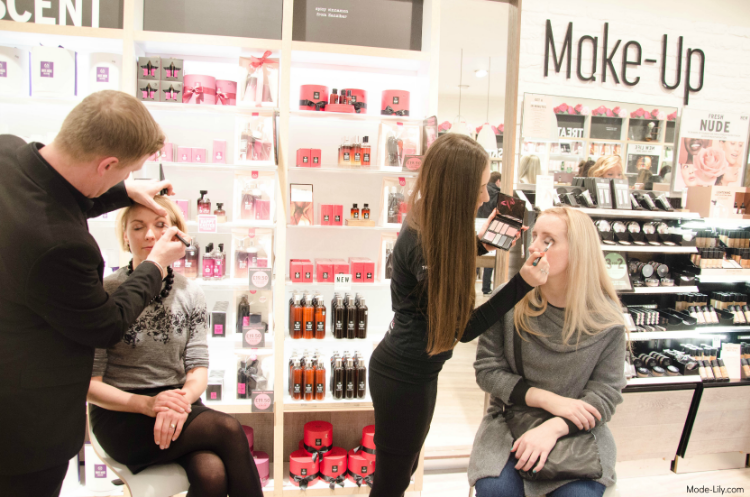 The Body Shop Beauty Event: British Rose Collection Launch