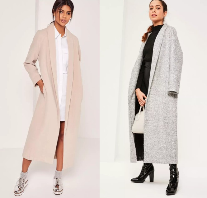 manteau-long-missguided-pas-cher