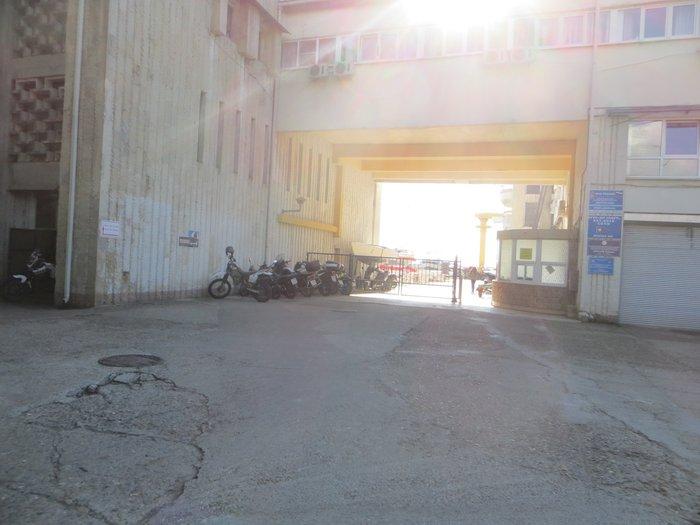 Стоянка мотоциклов и скутеров