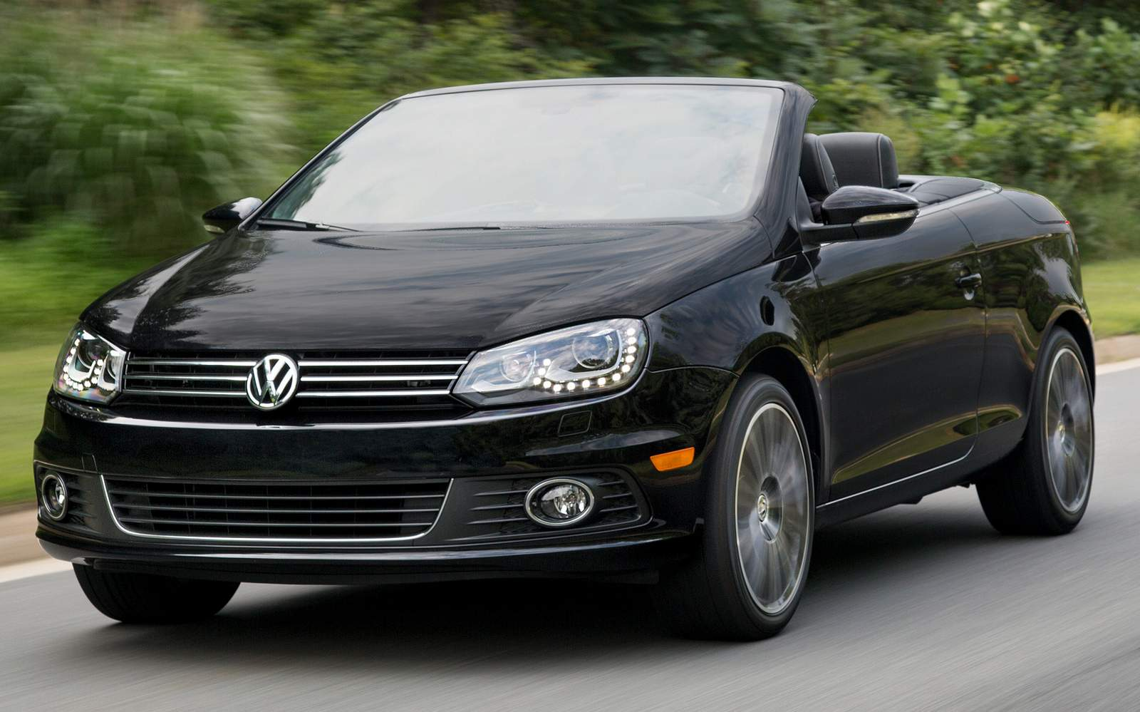 2015 Volkswagen EOS Final Edition