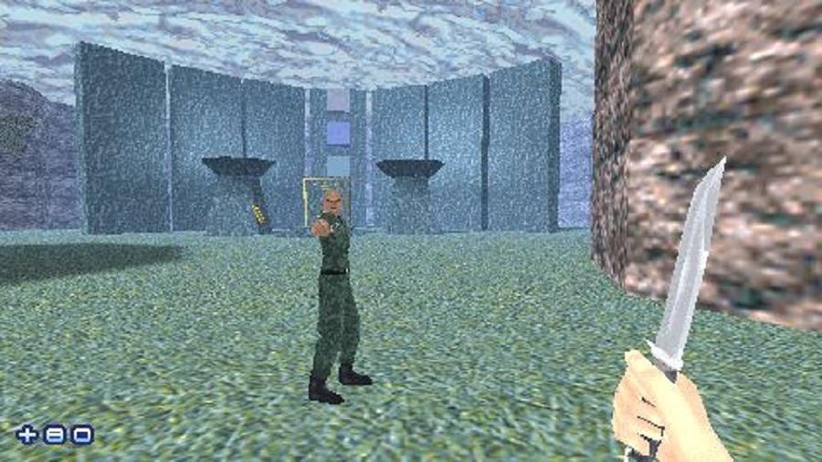 Daftar Kumpulan Game 3D FPS Tembak Tembakan Di PSP PPSSPP (Gameplay) : Kurok