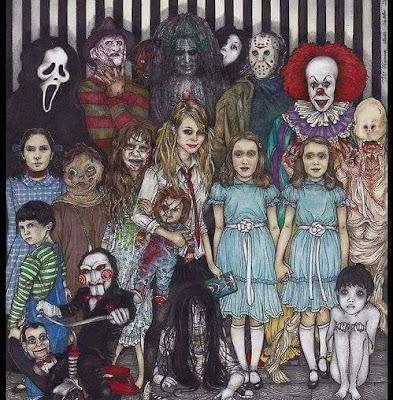 Dibujo de Halloween