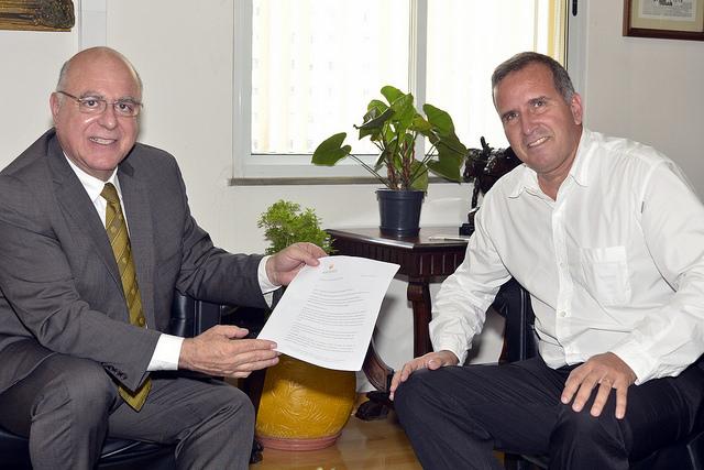 Demandas da Apuvale são recebidas pelo Secretário da Agricultura de São Paulo