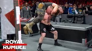 Royal Rumble 2018 (WWE Network)