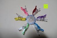 Vergleich Münze: GWHOLE Stoffklammern Wonder Clips Nähen Zubehöre Kunststoff 60 Stück 6 Farben