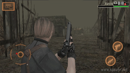 Resident Evil 4 Android Lite Version