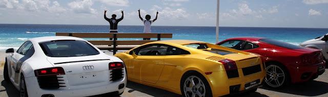 Aluguel de carro em Cancún no México