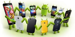 Versi Android lengkap