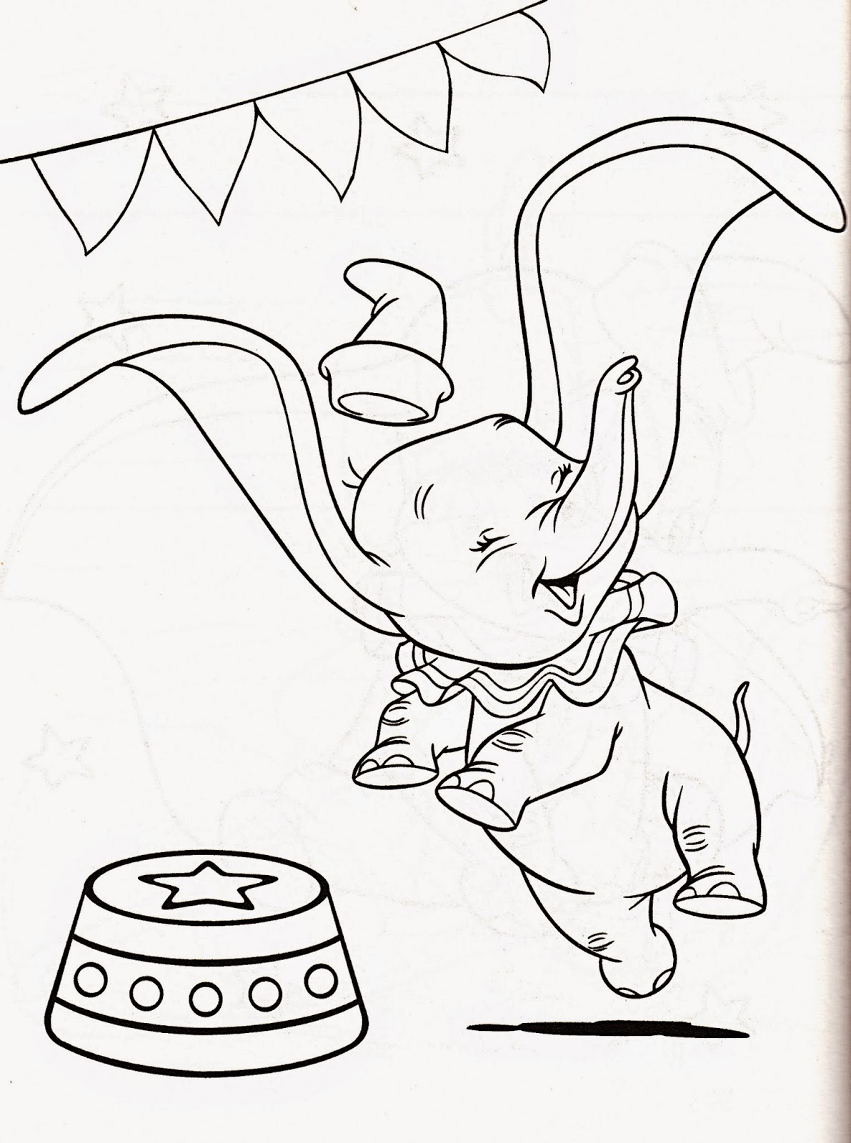 disney dumbo coloring pages dumbo coloring pages az coloring