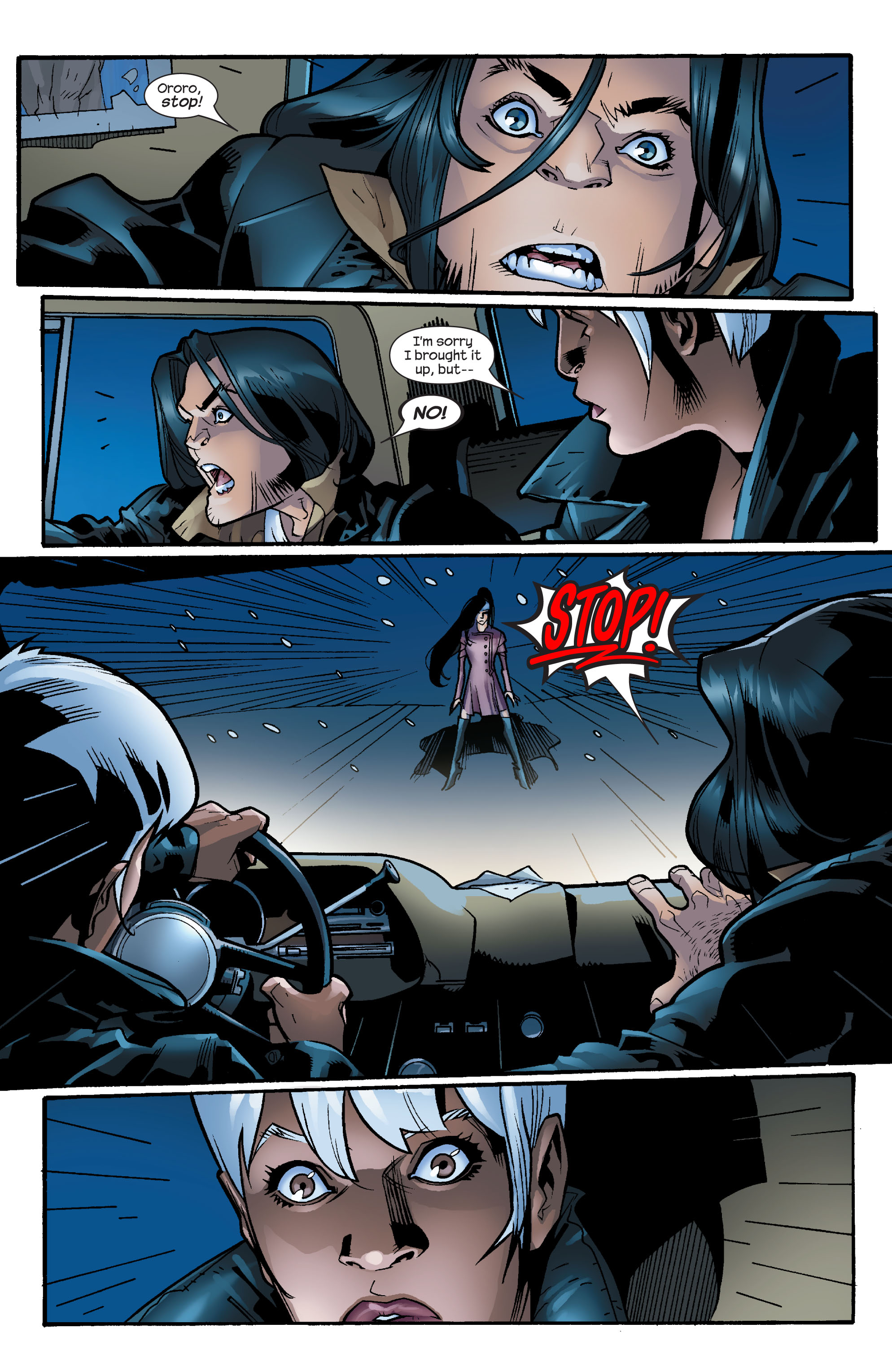 Read online Ultimate X-Men comic -  Issue #59 - 21