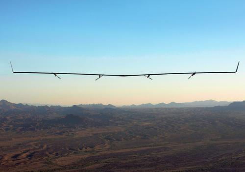 Tinuku.com Facebook's Aquila solar-powered internet drone completed second flight