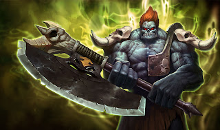 Chinese Classic Sion Skin