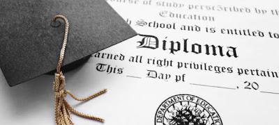 1 year college degrees graduation