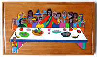 15 de Octubre Workshop - Last Supper