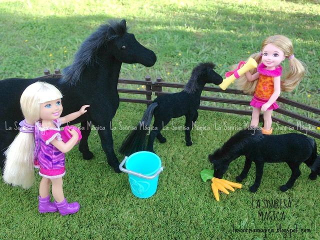 La Sonrisa Mágica: Asturcones - Asturian horses for Chelsea