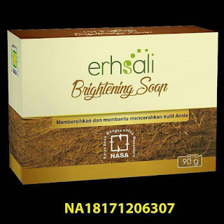Gambar Erhsali Brightening Soap