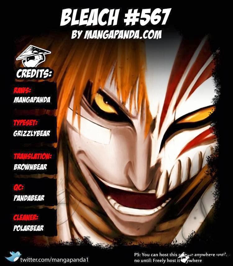 Bleach chapter 567 trang 22