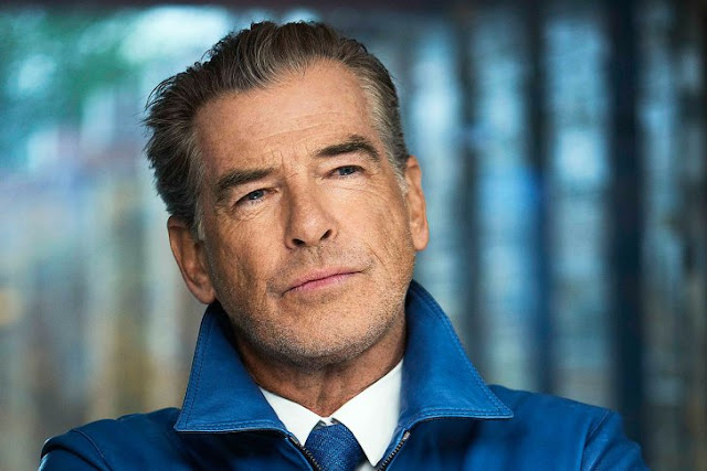 Biografi Pierce Brosnan, Pemeran James Bond Tahun 90-an